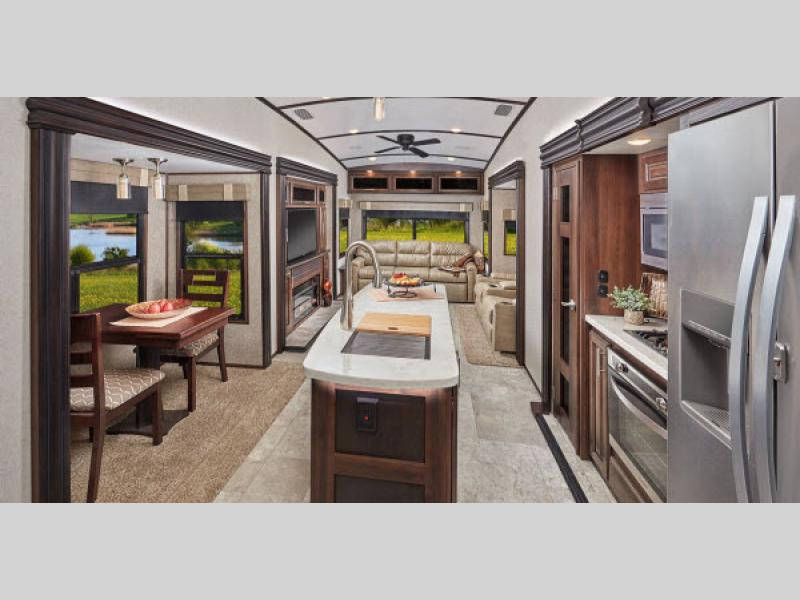 Jayco North Point Fifth Wheel. Previous
