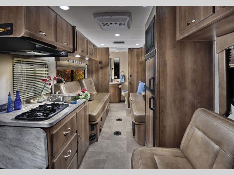 Orion Motor Home Class C | RV Sales | 3 Floorplans