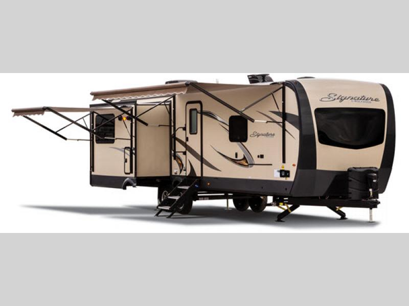rockwood signature ultra lite travel trailer rv sales 8 floorplans