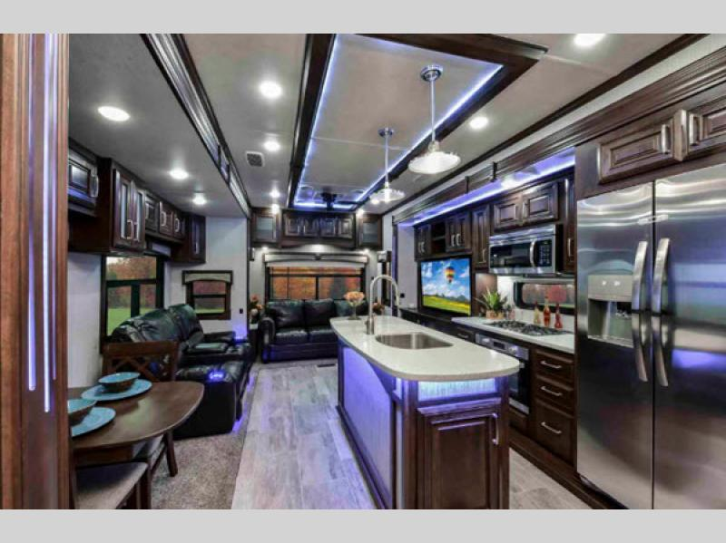Bighorn Fifth Wheel Rv Sales 13 Floorplans