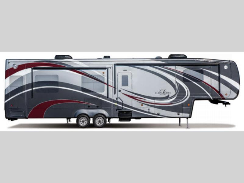 Elite Suites Fifth Wheel Rv Sales 15 Floorplans