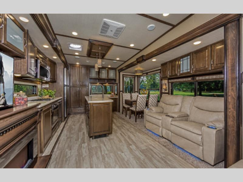 Solitude Fifth Wheel Rv Sales 20 Floorplans