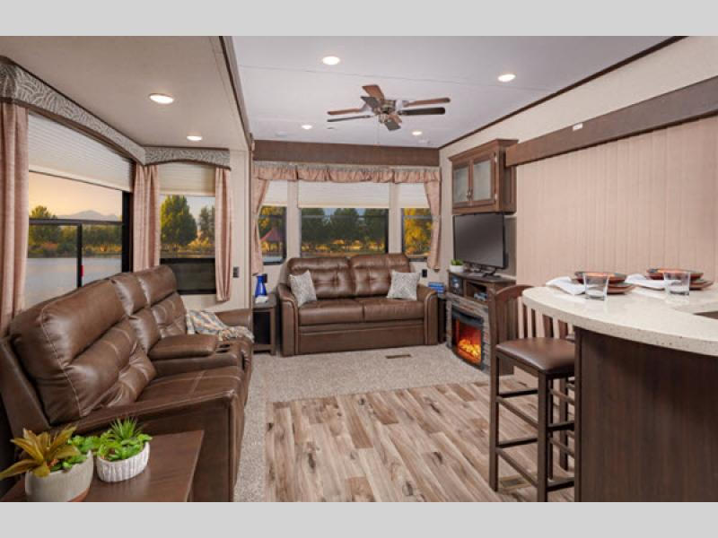 Residence Destination Trailer Rv Sales 14 Floorplans