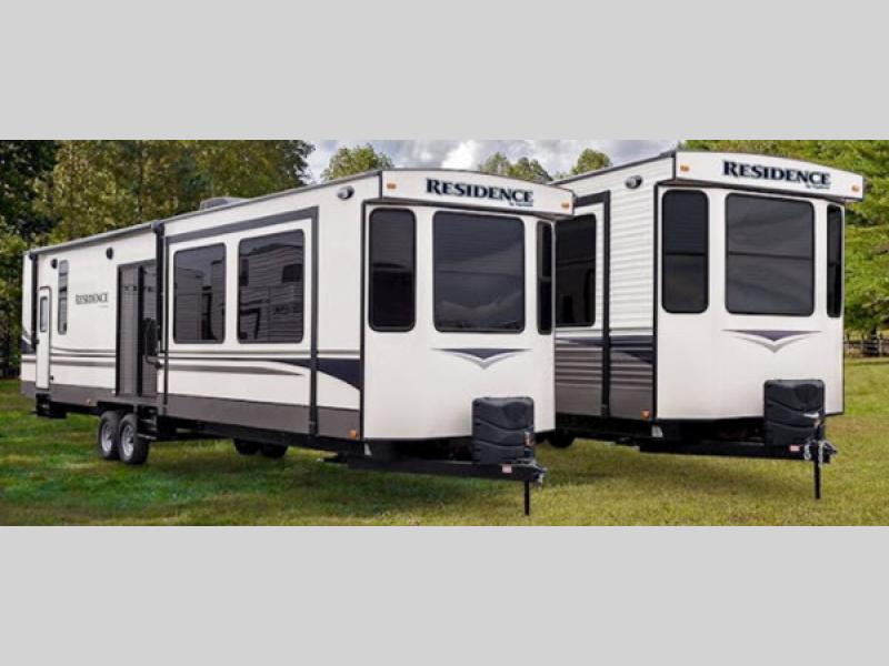 residence destination trailer rv sales 16 floorplans rh pleasurelandrv com Carriage Travel Trailers Floor Plan Dutchmen RV Floor Plans