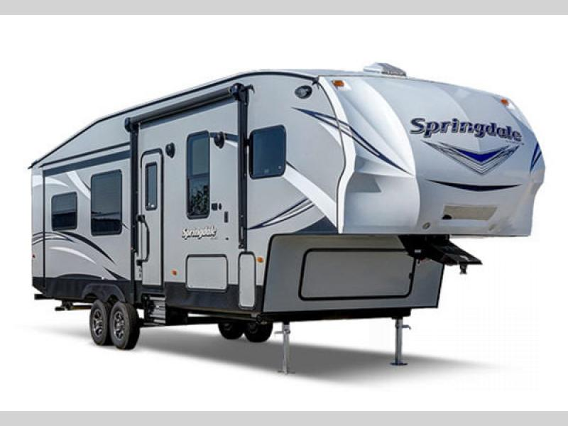 Springdale fifth wheel wiring diagram