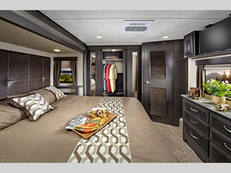 Voltage Toy Hauler Fifth Wheel Rv Sales 14 Floorplans