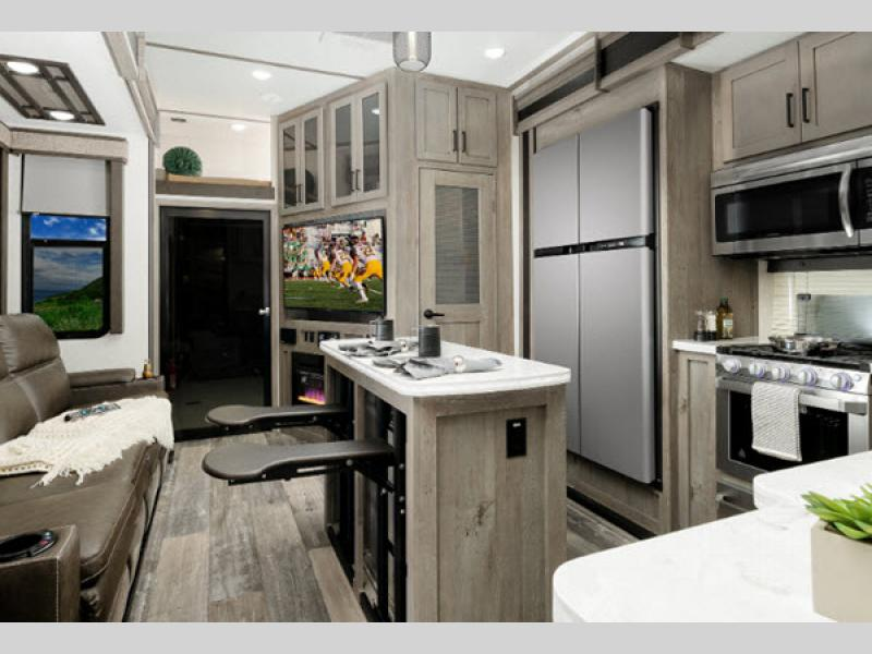 Raptor Toy Hauler Fifth Wheel | RV Sales | 15 Floorplans on