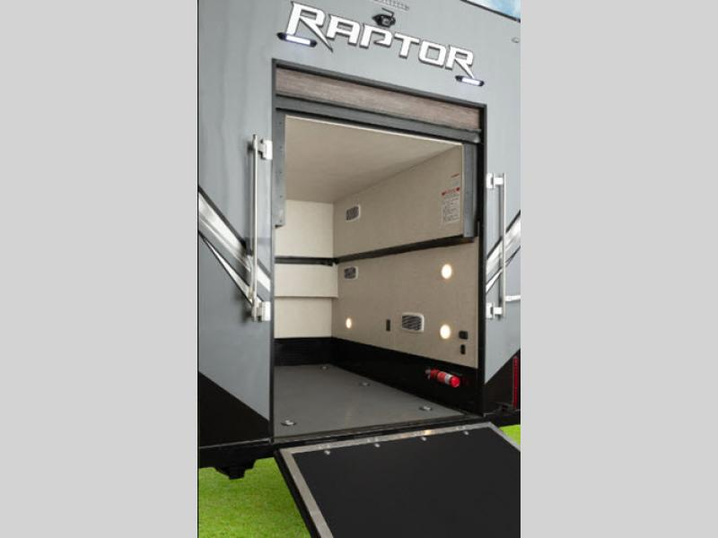 raptor toy hauler fifth wheel rv sales 15 floorplans