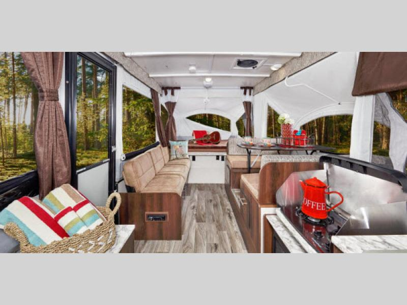 Jay Series Sport Folding Pop-Up Camper | RV Sales | 2 Floorplans