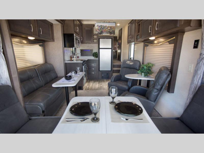 Stealth Toy Hauler Travel Trailer | RV Sales | 15 Floorplans