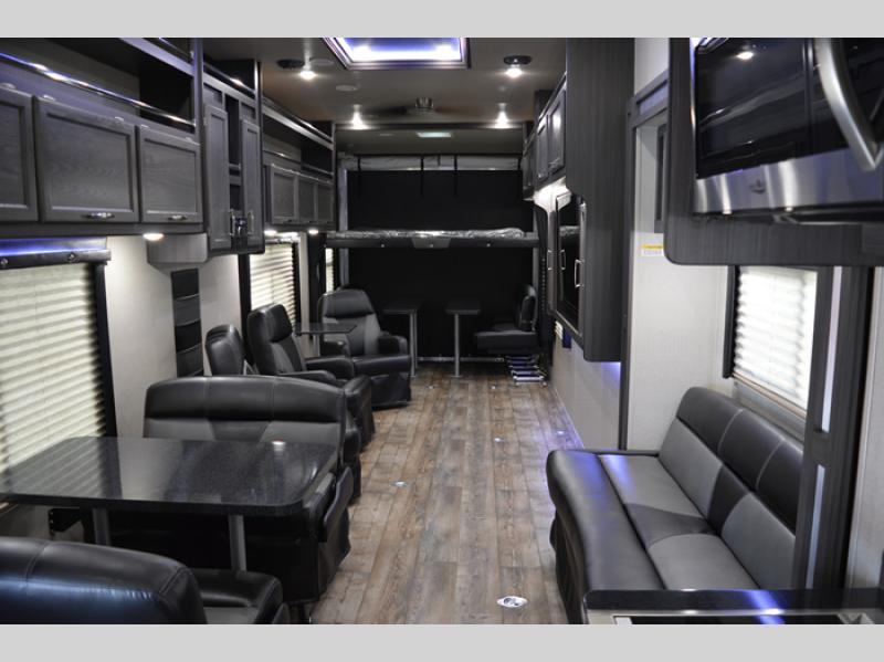 2018 genesis supreme 29ck. beautiful supreme genesis supreme toy hauler fifth wheel on 2018 genesis supreme 29ck