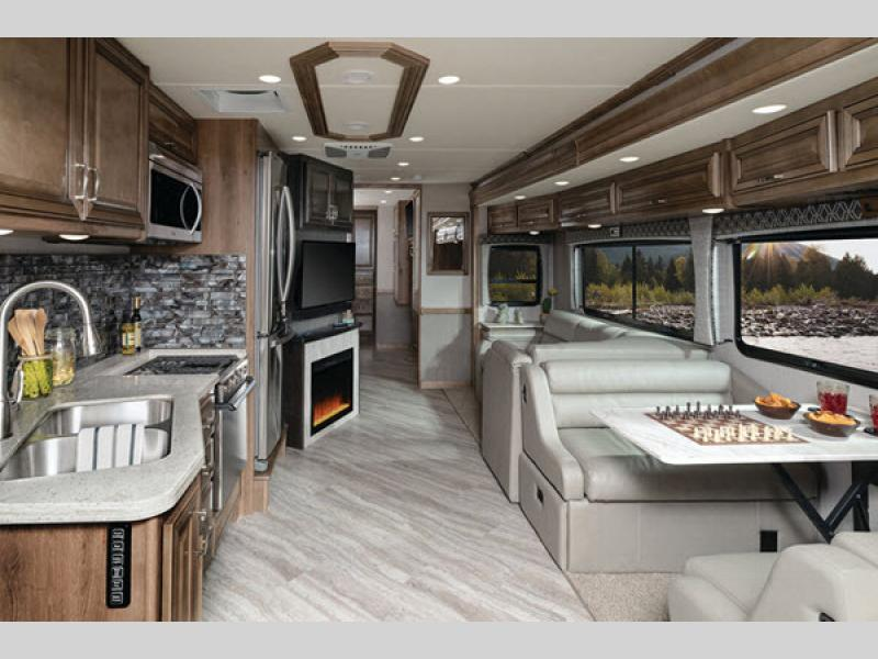 Vacationer Motor Home Cl A | RV Sales | 5 Floorplans on