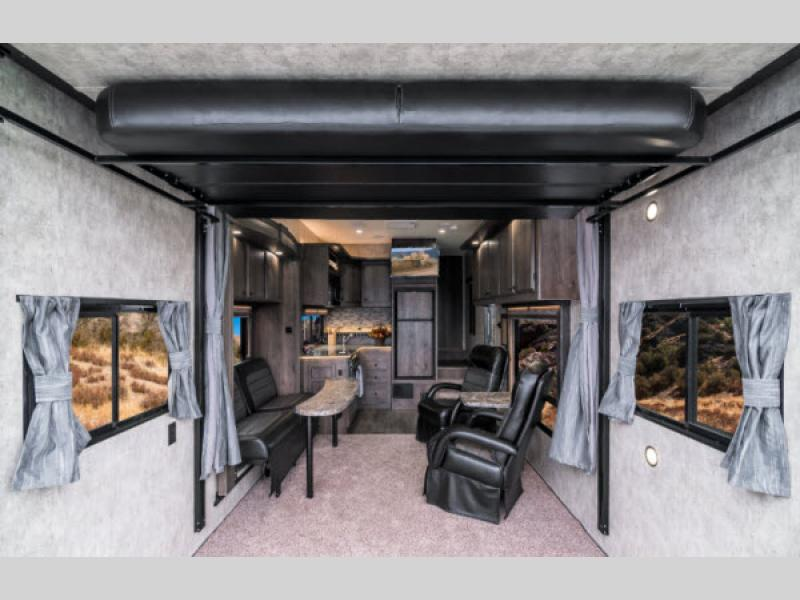 Awesome Triple Wide Trailer Interior