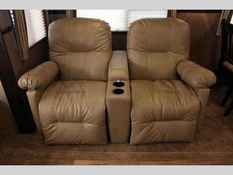 Rv Reclining Loveseat Lafer Euro Recliners