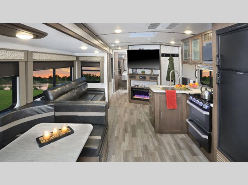 Salem Hemisphere GLX Travel Trailer | RV Sales | 9 Floorplans
