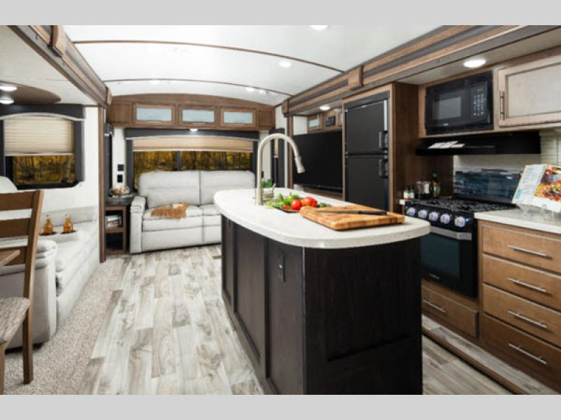 Cougar Half Ton Series Fifth Wheel Rv Sales 20 Floorplans
