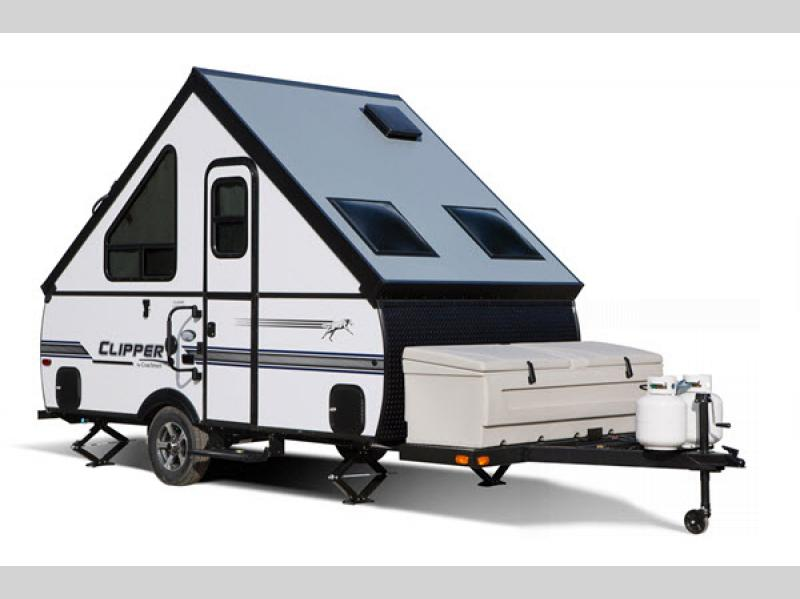 Clipper Camping Trailers A-Frames | RV Sales | 2 Floorplans