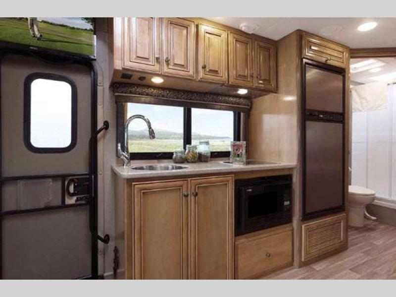 Synergy motor home class c diesel rv sales 5 floorplans - Class a motorhomes with rear bathroom ...