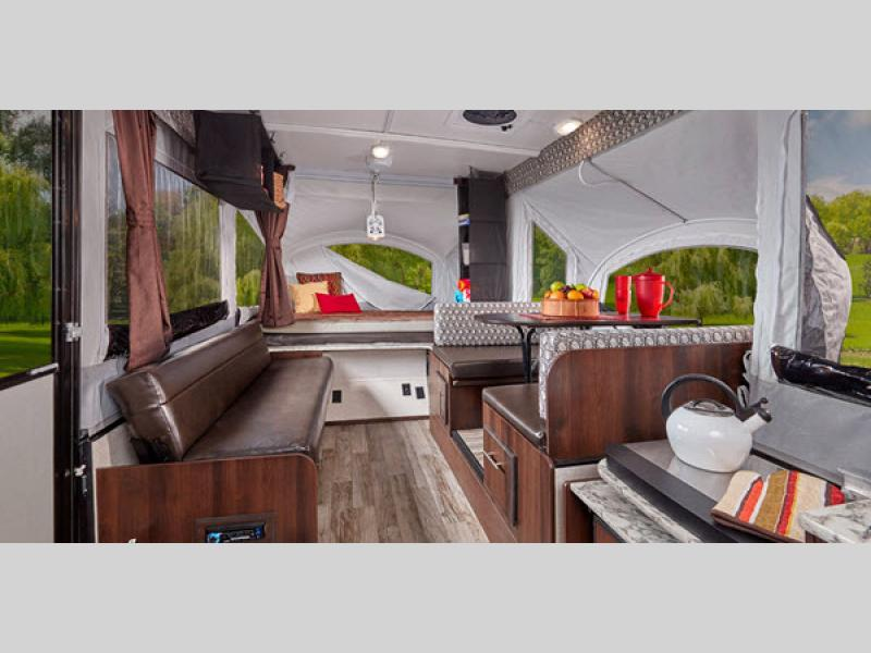 Jay Sport Folding Pop-Up Camper | RV Sales | 4 Floorplans