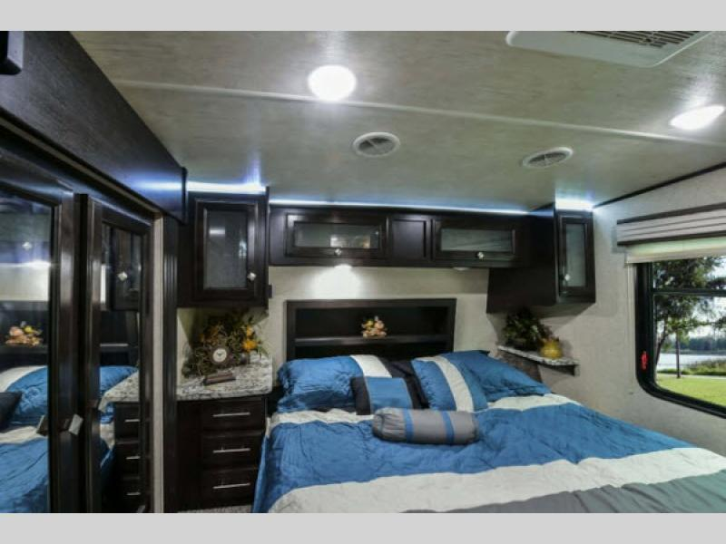 Road Warrior Toy Hauler Fifth Wheel Rv Sales 1 Floorplan