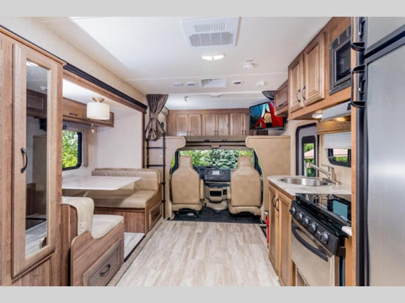 Wondrous Conquest Class C Motor Home Class C Rv Sales 13 Floorplans Home Interior And Landscaping Ologienasavecom
