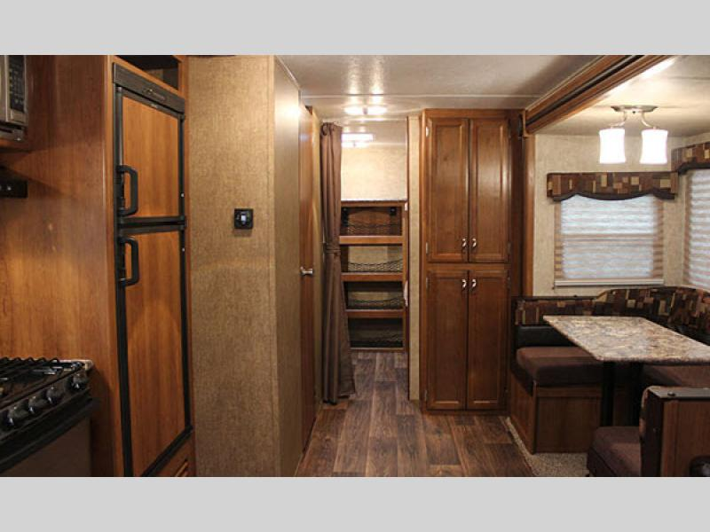 Tracer Air Travel Trailer Outdoor Kitchen