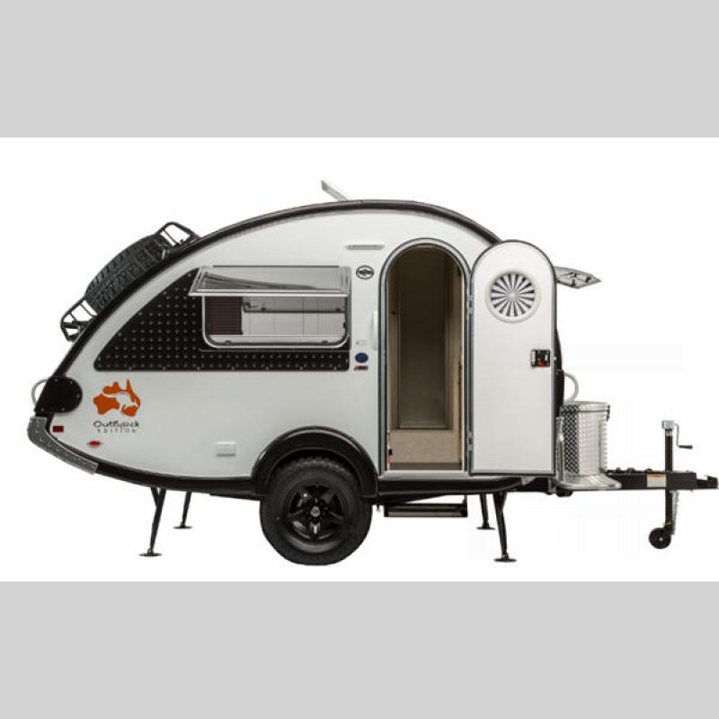 T@B 320 Teardrop Trailer | RV Sales | 1 Floorplan