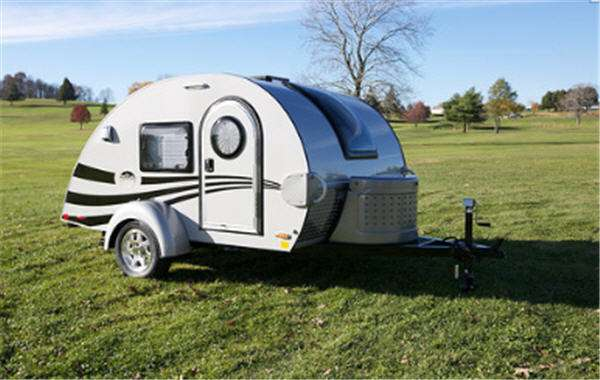 Little Guy Worldwide TAG XL Teardrop Trailer