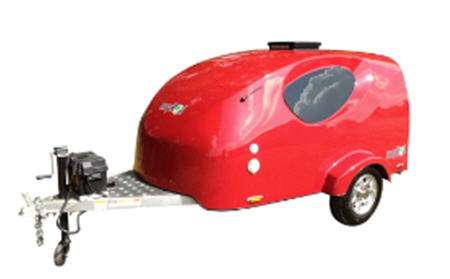 Little Guy Worldwide MyPod Teardrop Trailer