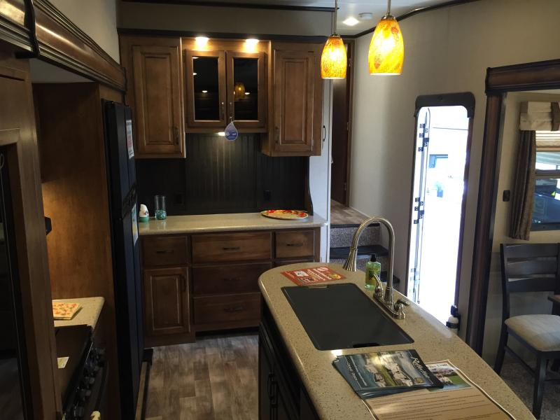 New Grand Design Reflection 337rls Fifth Wheel For Sale Review