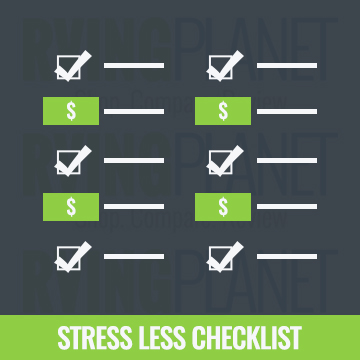 Before You Buy Stress Less Checklist