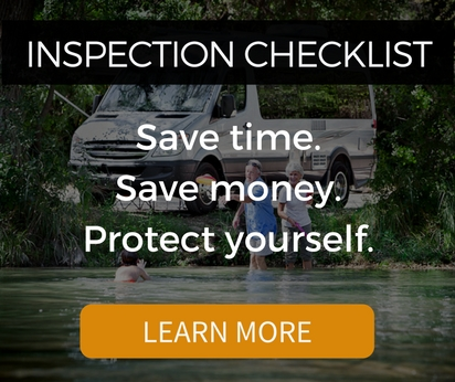 Motorhome Class B Inspection Checklist - Click to Learn More