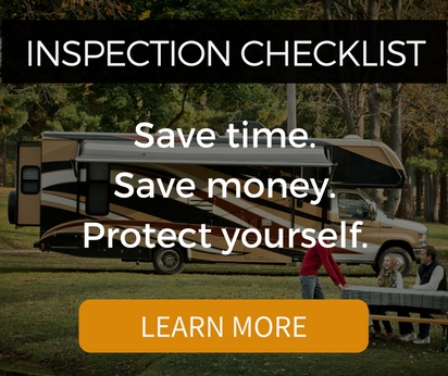 Motorhome Class C Inspection Checklist - Click to Learn More