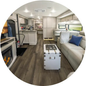 Design and Styling from Winnebago