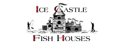 Ice Castle Fish Houses Logo