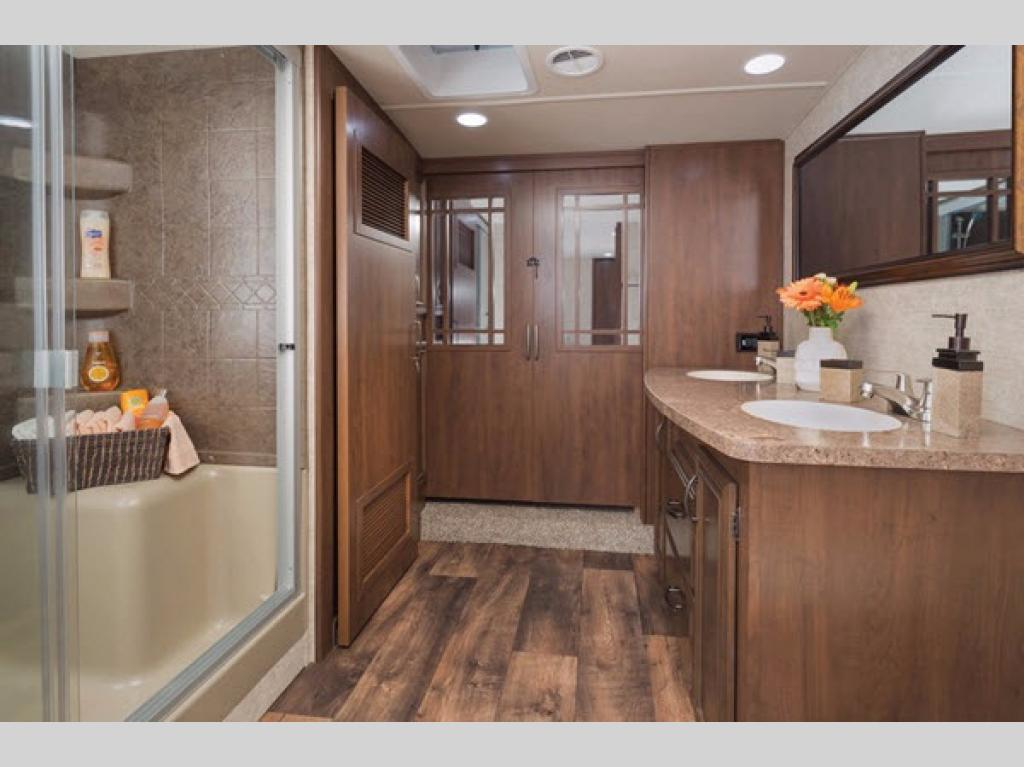 New 2019 Forest River Rv Sandpiper 378fb Fifth Wheel At