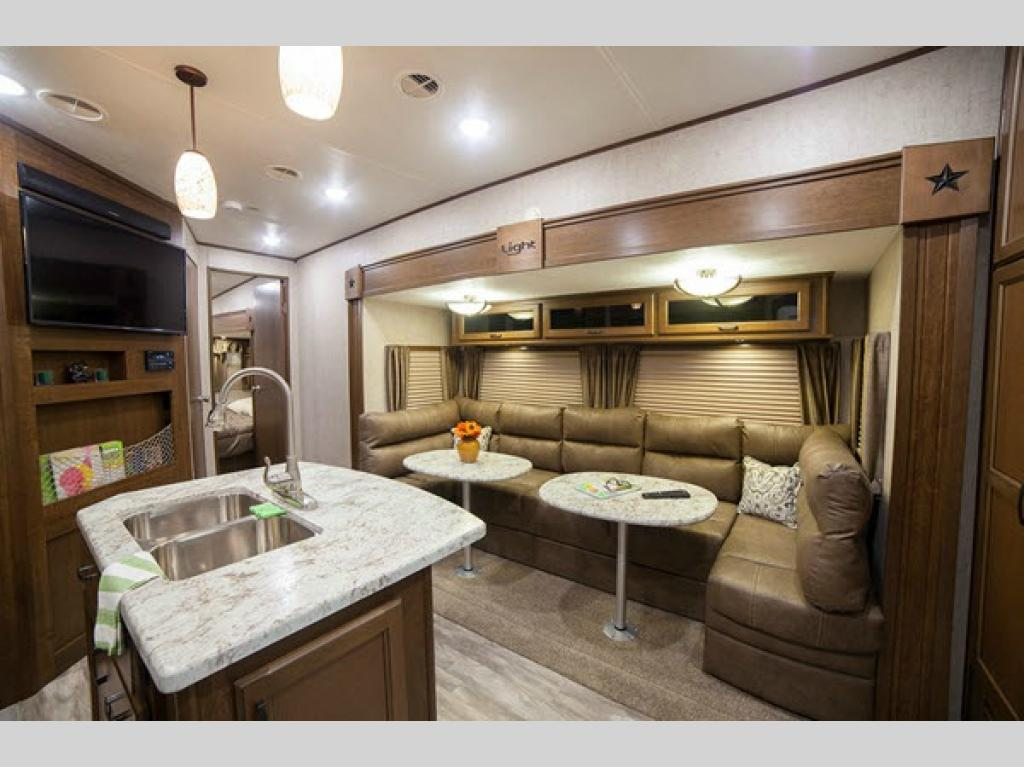 New 2017 Highland Ridge Rv Open Range Light Lf295fbh Fifth