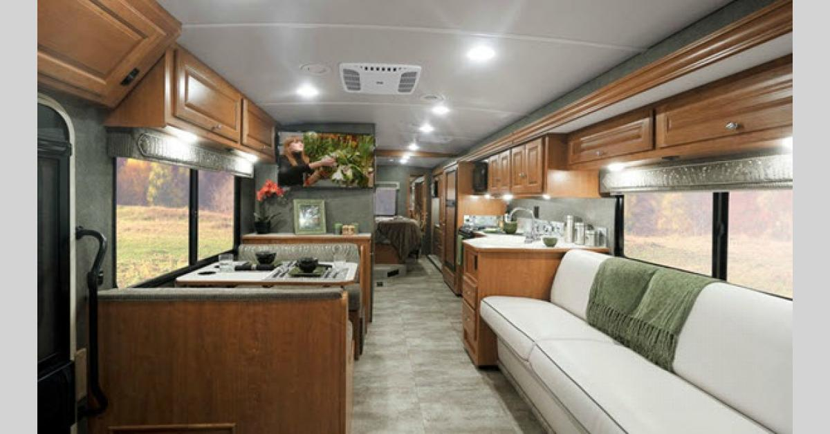Expandable Travel Trailers >> New 2020 Winnebago Vista 29VE Motor Home Class A at Olathe ...