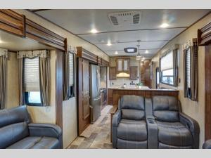 Inside - 2018 Sprinter 353FWDEN Fifth Wheel