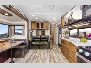 Outside - 2019 Reflection 285BHTS Travel Trailer