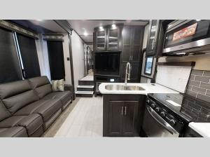 Outside - 2019 XLR Thunderbolt 340AMP Toy Hauler Fifth Wheel