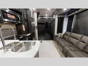 Inside - 2019 XLR Thunderbolt 340AMP Toy Hauler Fifth Wheel