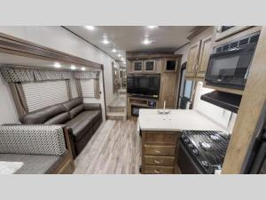 Outside - 2020 Chaparral Lite 295BH Fifth Wheel