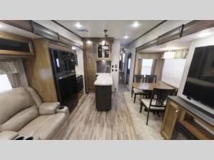 Outside - 2020 Chaparral 391QSMB Fifth Wheel