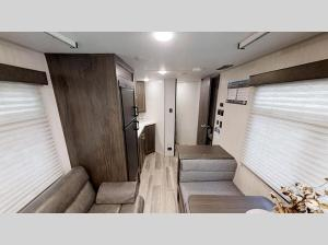 Outside - 2020 Cherokee Wolf Pup 15SW Travel Trailer