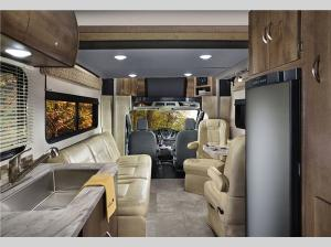 Outside - 2020 Orion Traveler T24RB Motor Home Class C