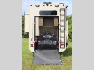 Outside - 2020 Solitude 374TH Toy Hauler Fifth Wheel