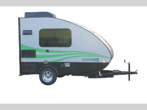 Outside - 2020 Ascape Camp Travel Trailer