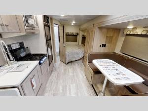 Outside - 2020 Forester MBS 2401W Motor Home Class C - Diesel