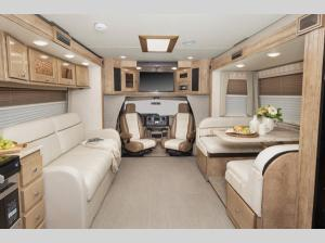 Outside - 2020 Concord 300TS Chevy Motor Home Class C